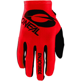 O'Neal Matrix Guanti Villain, red